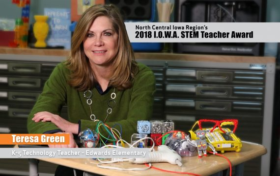 Teresa Green STEM Award