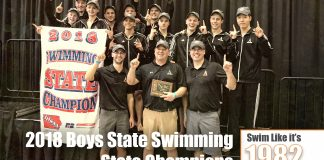 Boys Swim Team Wins First State Title Since 1982